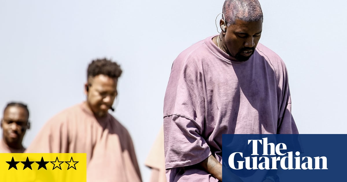Kanye West's Sunday Service Choir: Jesus Is Born review – gospel venture tests the faith