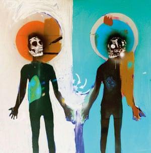 Splitting the Atom EP cover, 2009