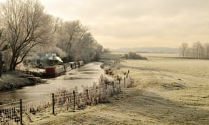 Oxford Canal in the winter