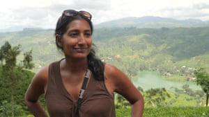 A wildlife ecologist committed to protecting the Sri Lankan leopard, Anjali Chandraraj Watson's project is located in the Central Highlands, home to an extraordinary mix of flora and fauna. The area is also full of tea plantations, which support the livelihood of many local communities.