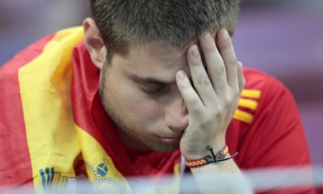 Spain supporters dismayed after shock World Cup exit to Russia – video