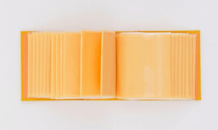 20 Slices of American Cheese by Ben Denzer.