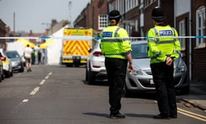 Police officers are among those who will get pay rises.