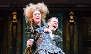 The Taming of the Shrew review – RSC's battle of reversed
