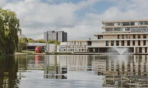 Colchester Campus, University of Essex.