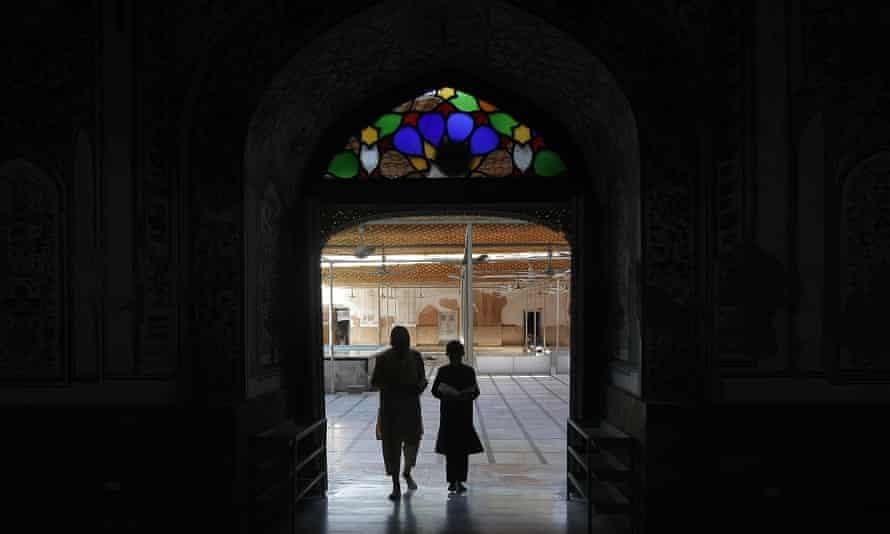 Madrasa in Peshawar, Pakistan