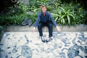 David Bowie at the Frida Kahlo museum