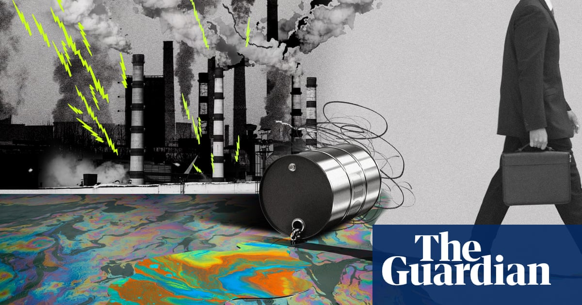 'Abolish these companies, get rid of them': what would it take to break up big oil?