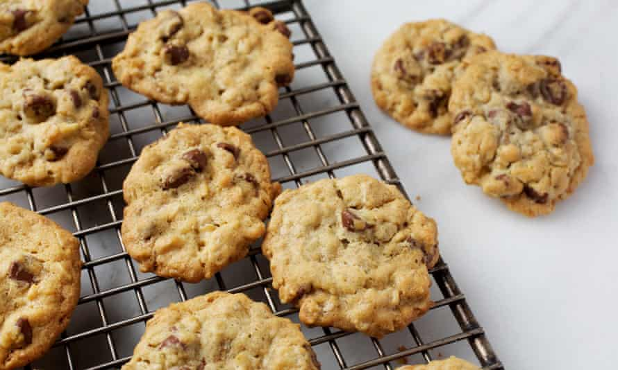 Chocolate chip cookies, Earth-style.