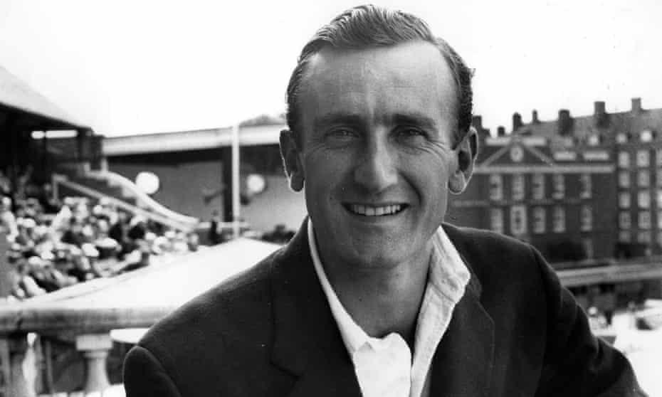 Ted Dexter in 1962.
