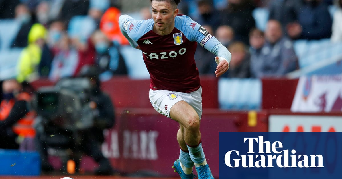 Jack Grealish '100% fit' for Euro 2020, says Aston Villa manager Dean Smith