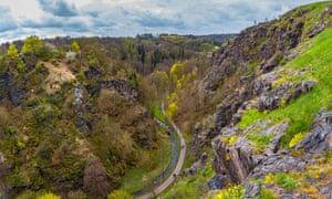 Divoká Šárka valley