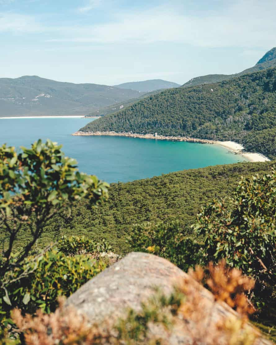 While the casual daytripper can have a great time visiting the Prom's easily accessible western shores, such as Norman's Beach and Picnic Bay, the best and most sheltered swims are all on the east coast