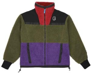 Panelled Sherpa, £225, bbcicecream.eu