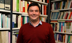 The French economist Thomas Piketty.