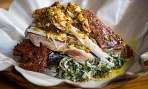 Babi Guling roast pork