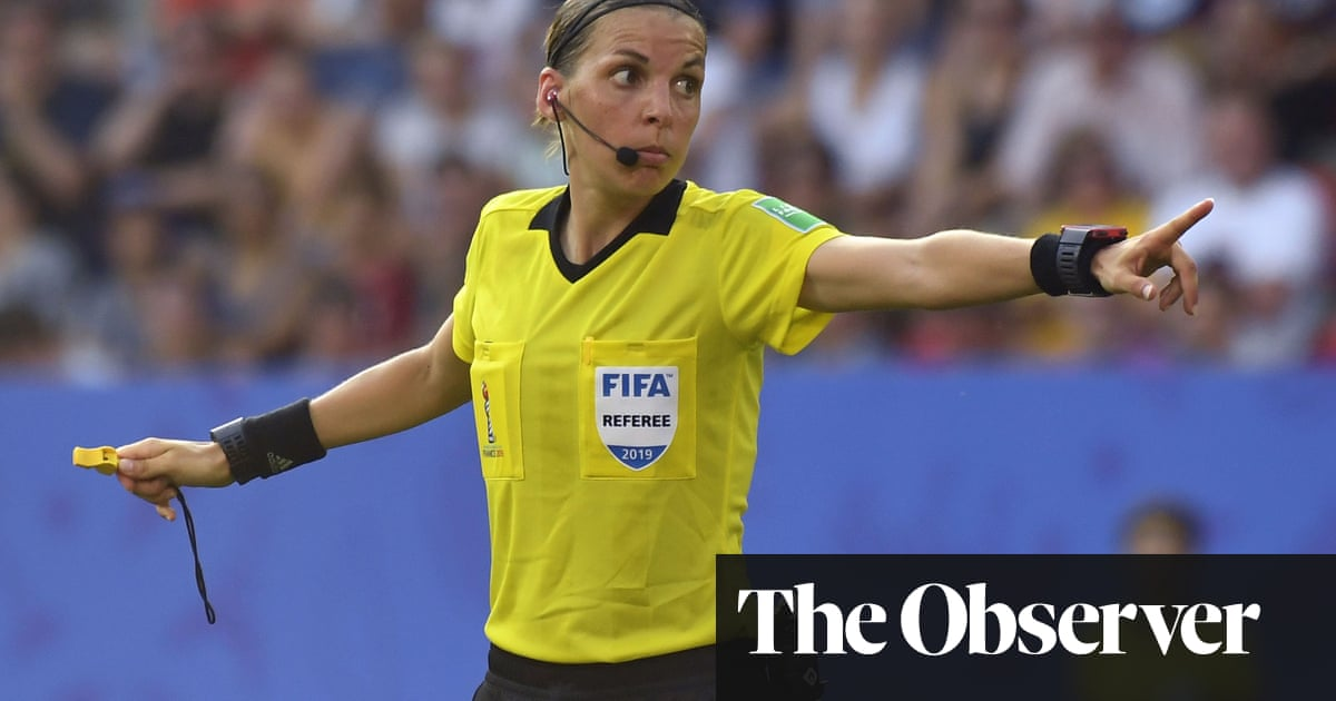 Referee Stéphanie Frappart: Girls see me on TV and know its possible