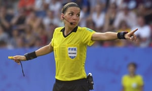 Stéphanie Frappart will be in charge of Liverpool v Chelsea in Istanbul on Wednesday.