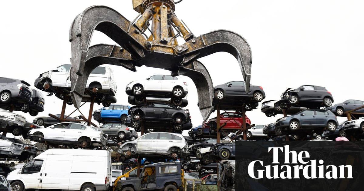 Ford launches scrappage scheme offering at least £2,000 for any ...