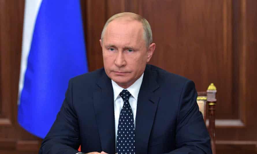 President Putin remains unmoved under international pressure to improve LGBT rights