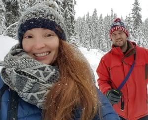 Helen and Duncan Burnham