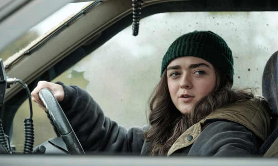 Maisie Williams in Two Weeks to Live.