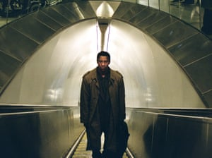 Denzel Washington as Ben Marco in 'The Manchurian Candidate' 2004.