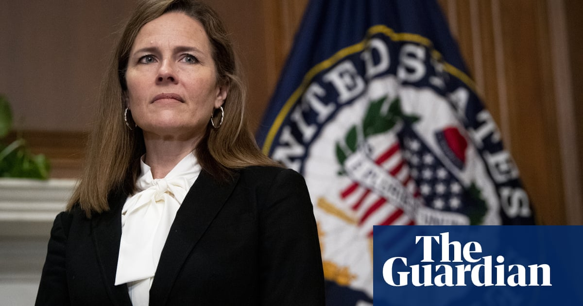 Amy Coney Barrett signed newspaper ad that called Roe v Wade 'barbaric' – The Guardian