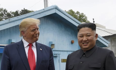 Trump and Kim's DMZ meeting proves more than just a photo op
