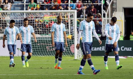 World Cup 2018 qualifying: 10 things to look out for in this week's games