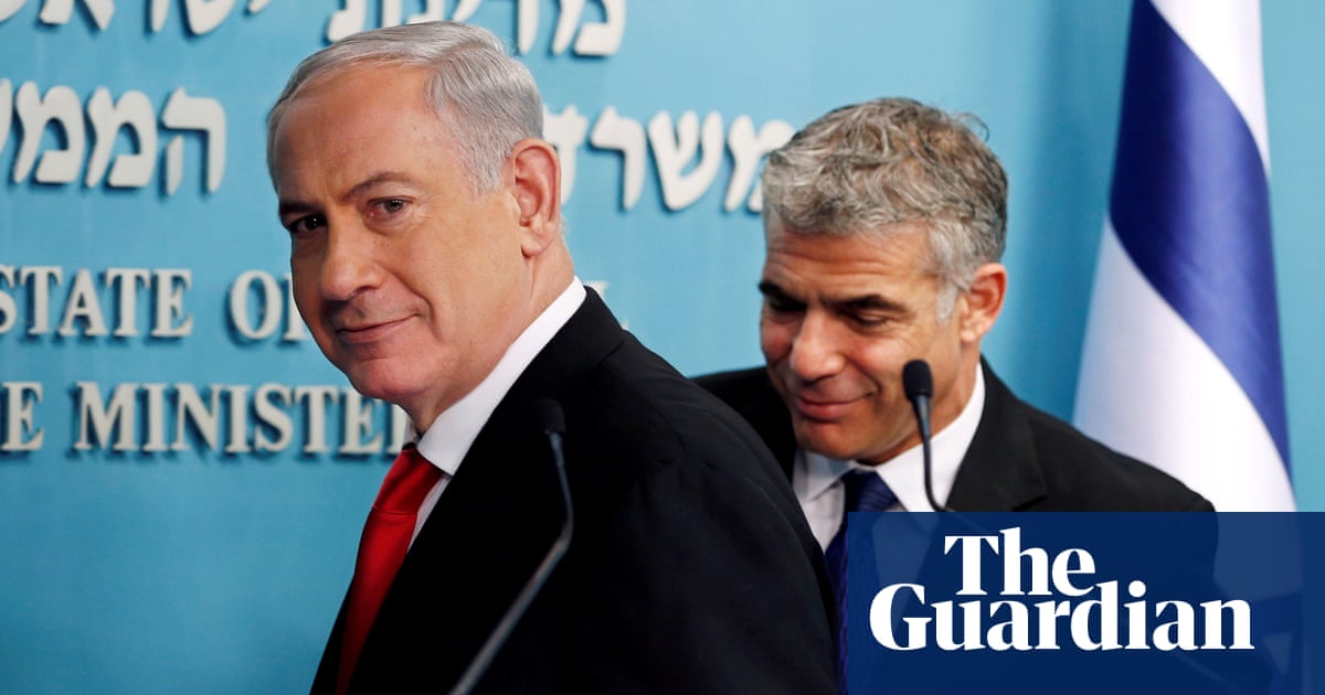 Israeli opposition said to be closing in on deal to oust Netanyahu