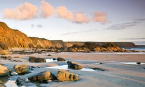 Marloes Sands, Pembrokeshire, Wales