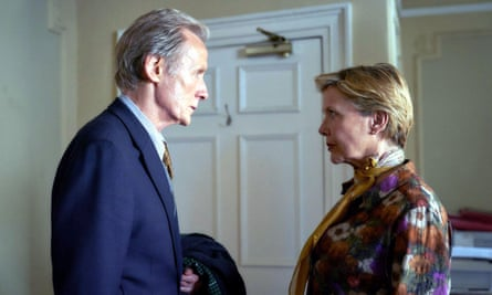 Just the ticket? … Bill Nighy and Annette Bening in Hope Gap.