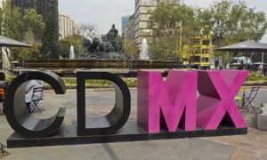 mexico city new name