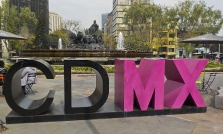 mexico city new name