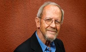 Elmore Leonard in 2007.