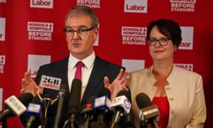 New NSW Labor leader Michael Daley vows to fight 'wasteful
