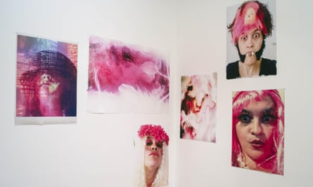 Works by Bianca Beetson, exhibiting as part of Quaternary at QUT Art Museum, 9 May - 28 June 2015