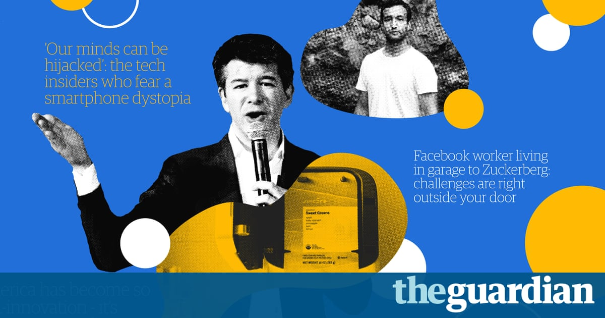 The top US tech stories of 2017: the utopian dream comes to an end 1