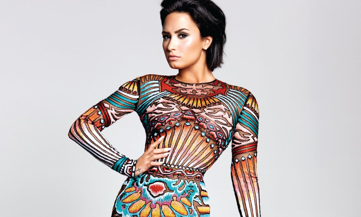 demi lovato self photoshoot - photo #28