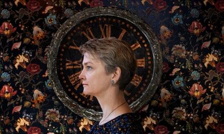 Yvette Cooper MP.