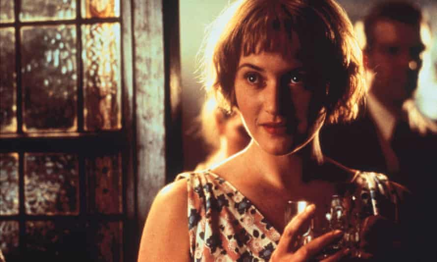 Kate Winslet as Murdoch in the 2001 biopic Iris.