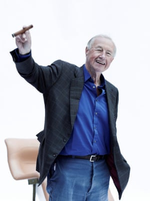 Sir Terence Conran photographed in 2011