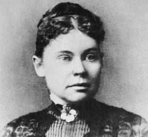 Lizzie Borden, who was acquitted of the murders of her father and stepmother in 1893.