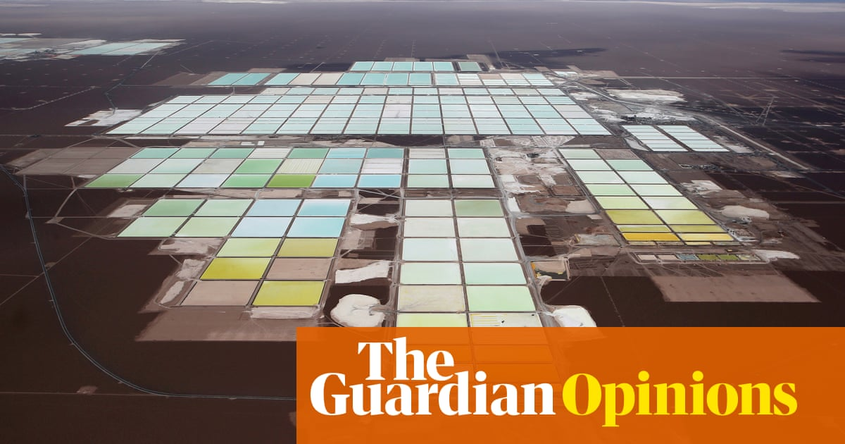 The rush to 'go electric' comes with a hidden cost: destructive lithium mining