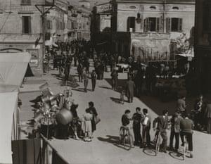 Market Day, Luzzara, 1953