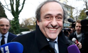 The Uefa president, Michel Platini, received a £1.3m payment for work Fifa said he completed nine years earlier.