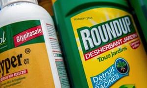 Monsanto's Roundup pesticide