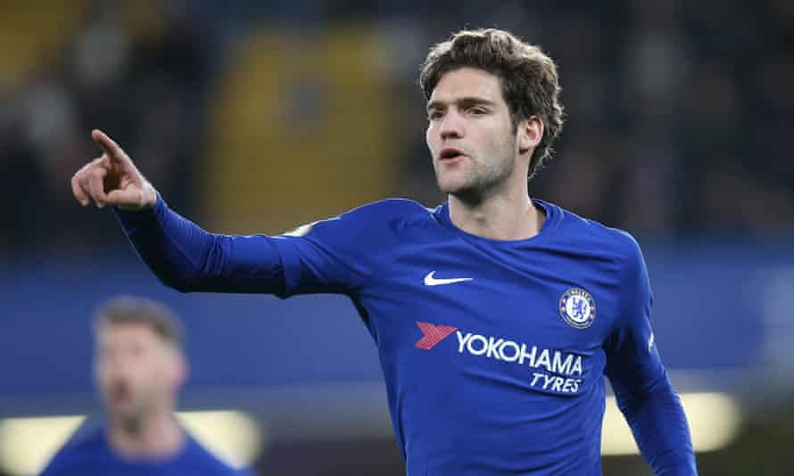 Is Marcos Alonso off to Barcelona at Lionel Messi's request?