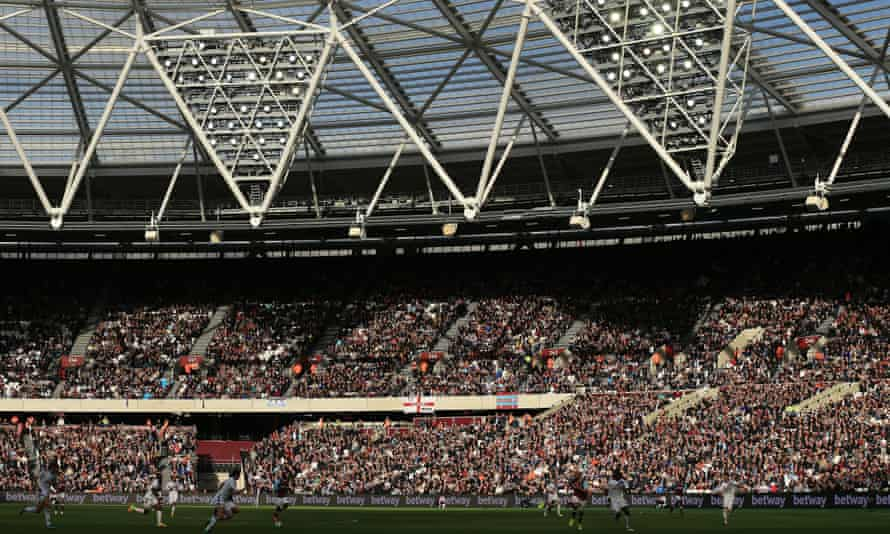 The Olympic stadium is only generating £2.5m a year on its 99-year lease.